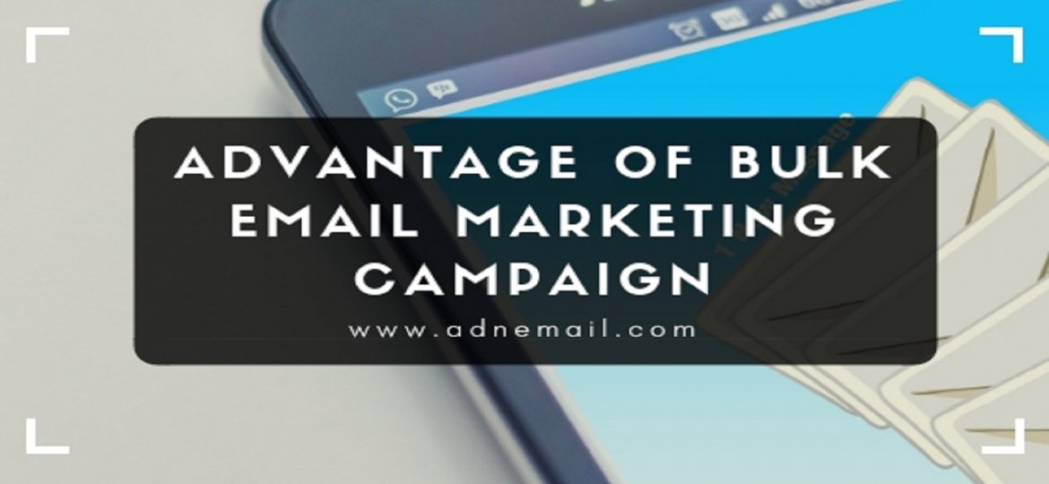 bulk email marketing campaign