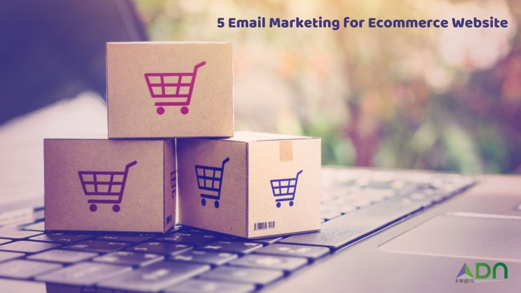 email marketing facts - Email Marketing for Ecommerce Website
