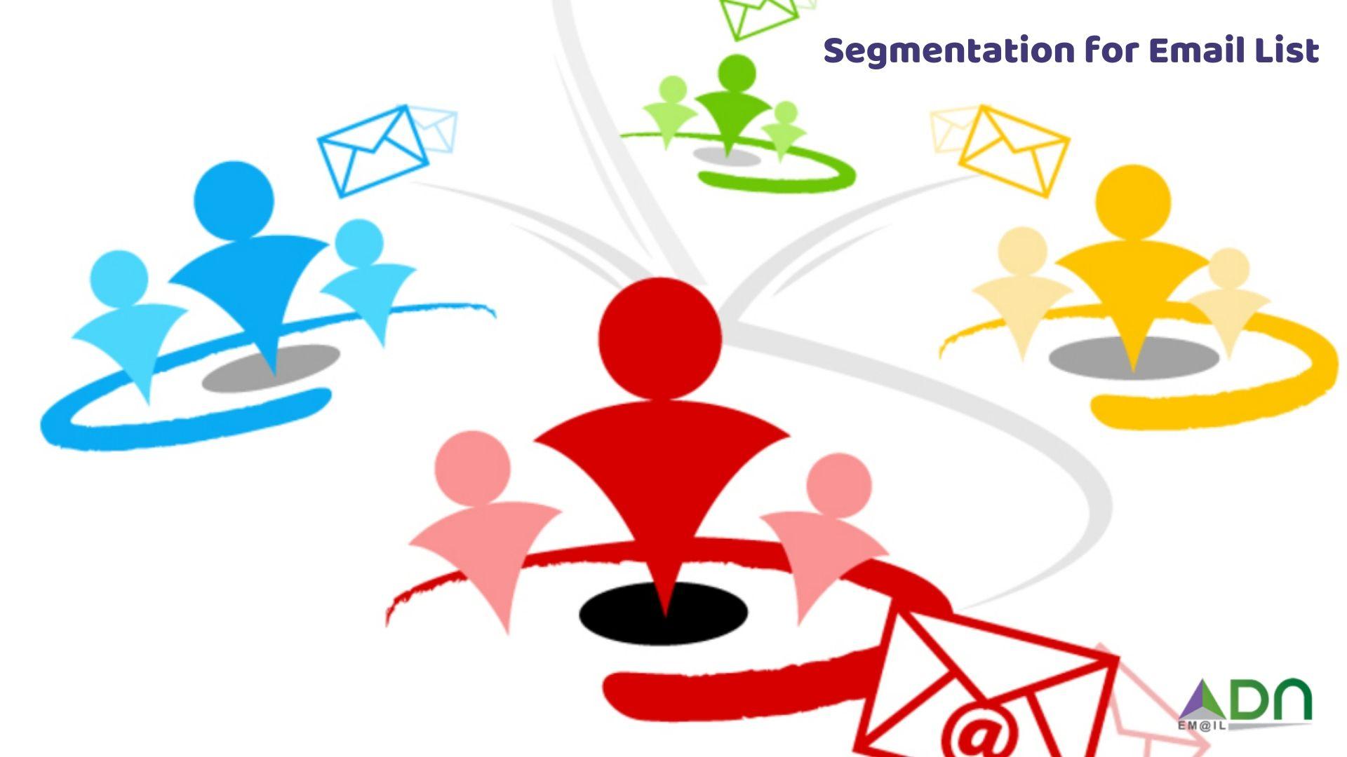 Segmentation for Email List