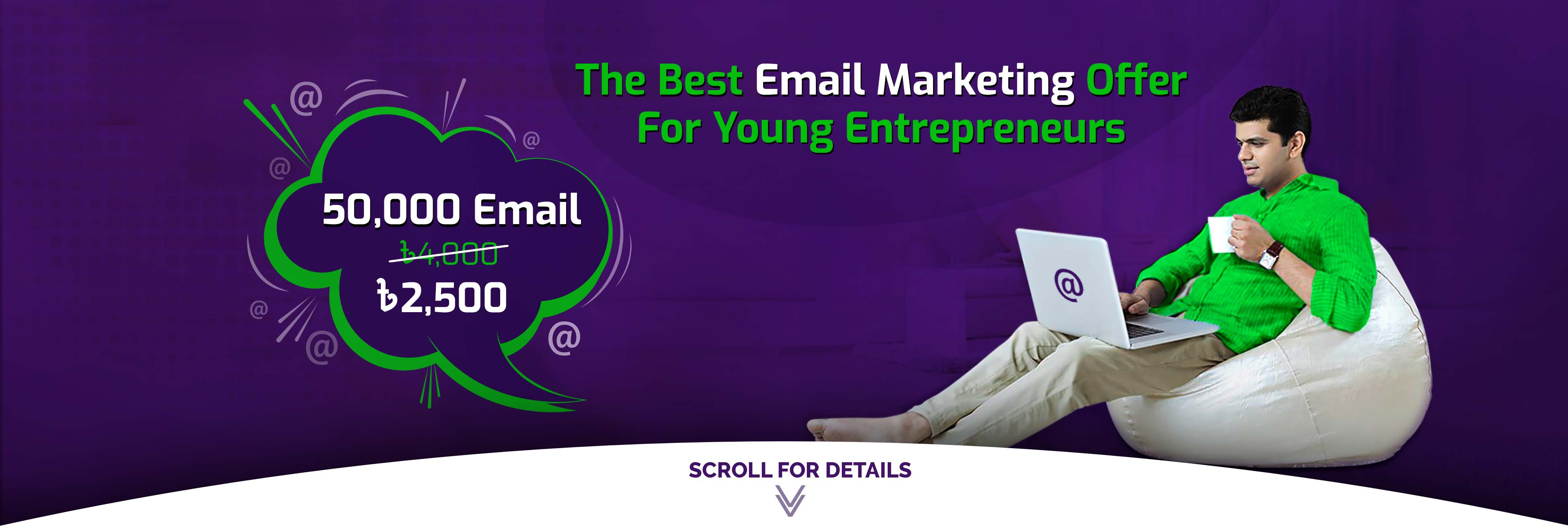 Email Marketing Service Offer
